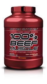 100% BEEF MUSCLE*